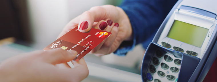 EMV Debit Card