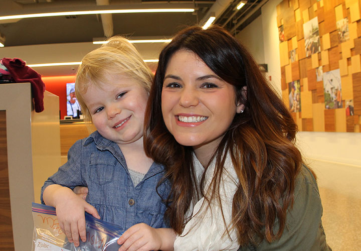 Early Saver Member Story: Paisley and her Mom