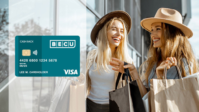Visa Cash Back