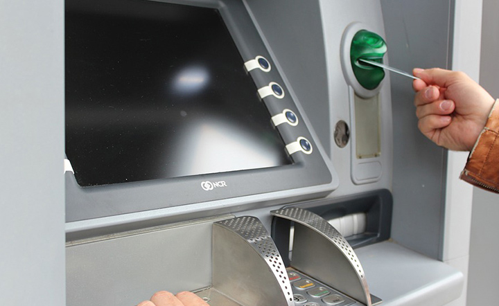 Business Deposit-Only ATM Card